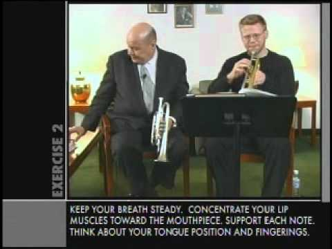 Warren Vache on Advanced Lessons on the Trumpet