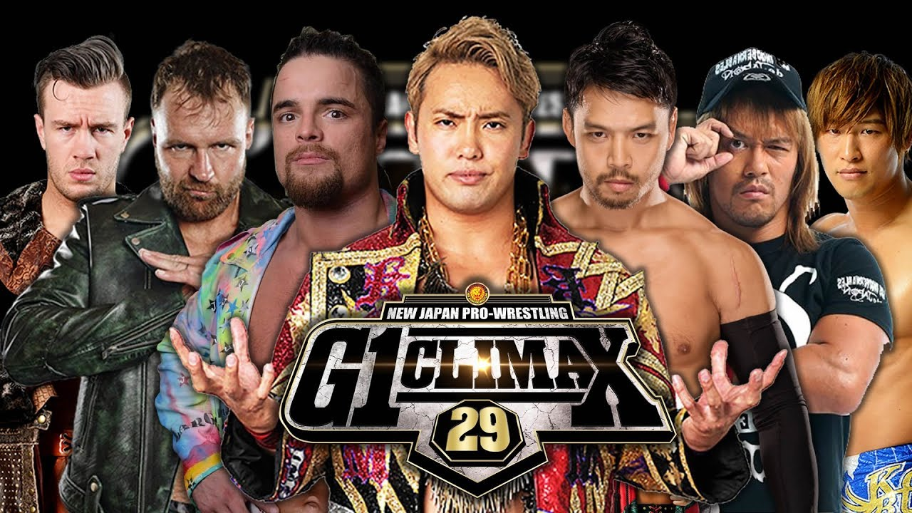 Image result for g1 climax 2019