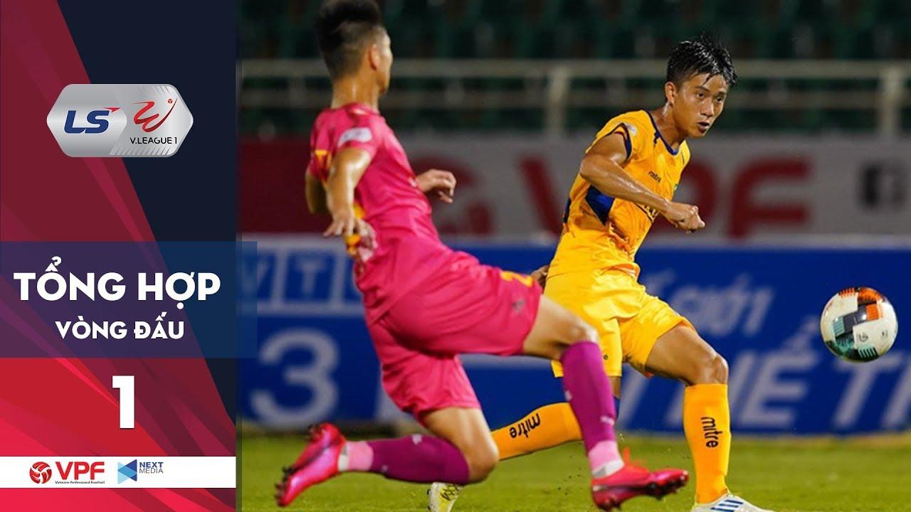 Review   Vòng 1 LS V-League 1 2020   Ấn tượng Công Phượng, Phan Văn Đức   VPF Media