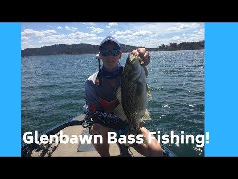 Glenbawn Bass Fishing! 2018!