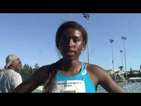 Candace Hill Excited For Prom After Fast Times