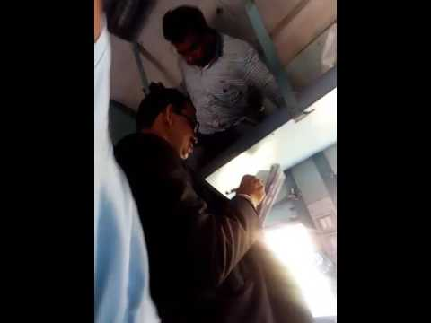 TTI taking 200 rupees bribe for general ticket