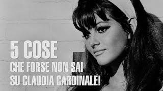 5 cose che forse non sai su Claudia Cardinale #madai - Altezza, età, curiosità e carriera