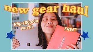100K WORTH OF FREE GEAR (ty Youtube)