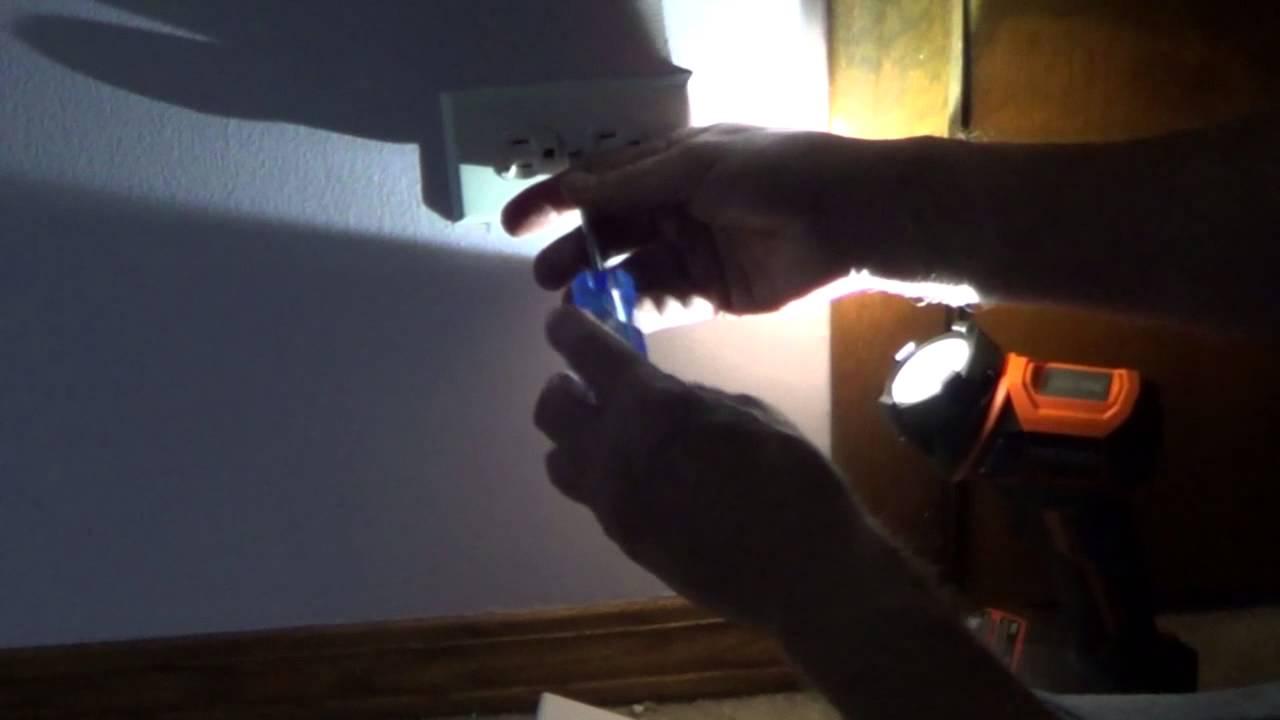 281e6f6e75d LED Night Light - Snap Power - YouTube