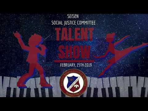 Seisen Talent Show 2019