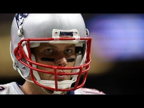 Should The Patriots Back Up Tom Brady On A Hard Drive?