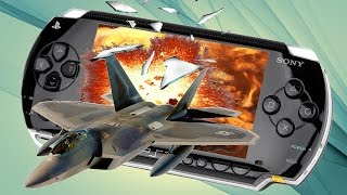TOP 5 - PSP Air Combat Games