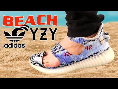 93c0f10caacd3 THE UNRELEASED SUMMER 2018 YEEZY V2 SANDAL! (FIRST LOOK!) - YouTube