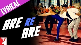 Lyrical: Are Re Are - Full Song with Lyrics - Dil To Pagal Hai