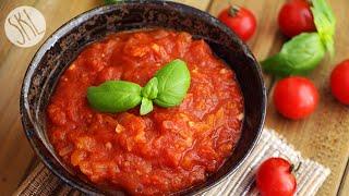 1 Minute Recipe  Easy Marinara Sauce