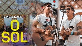 Baixar O SOL (Vitor Kley) MISTURA 61 - ao vivo no NA PRAIA 2018 - cover * Pagode