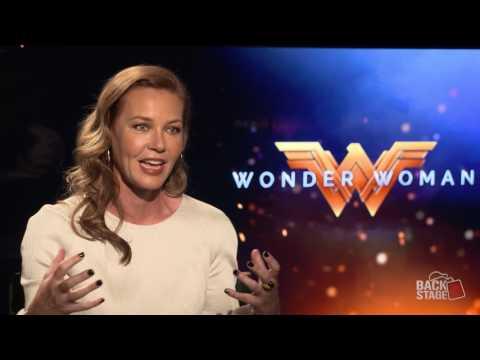 DC Comics Queen Hippolyta is a Familiar Face | Connie Nielsen