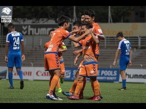 2018 Singapore Premier League: Albirex Niigata FC (S) 5-1 Young Lions