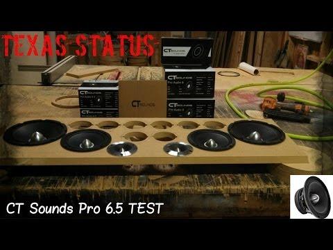 CT Sounds Pro Audio 6.5
