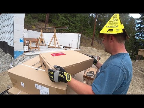 SPECIAL SEMI TRUCK DELIVERY (Radiant Arrival + Milling Posts)
