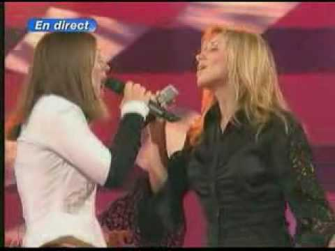 Lara Fabian - La Difference (Duet With Anne-Laure Sibon) With English And French Lyrics