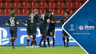 Melhores Momentos - Bayer Leverkusen 3 x 0 Porto - Champions League (07/12/2016)