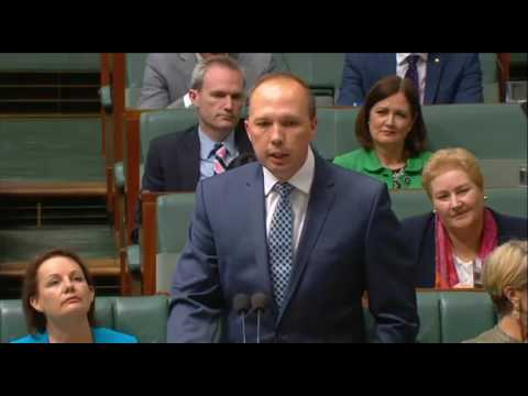 Peter Dutton Singles Out Lebanese Muslims Who Immigrated To Australia Under Malcolm Fraser