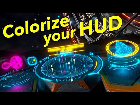 Top Tips - Colorize your HUD with Hal Price | Elite Dangerous