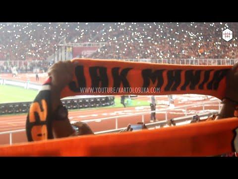 Reaksi pemain setelah Laga usai dan Chant Satu Jiwa Persija kembali Menggema di Gelora Bung Karno