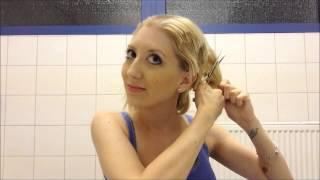 Haare abrasieren wegen Krebs - Schnipp schnapp Haare ab :)