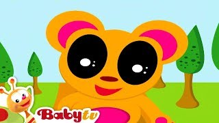 Plant a Cabbage - Nursery Rhymes - By BabyTV