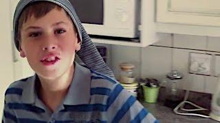 How To Make The Best Smoothie - Secret Recipe Jared Cardona - 13 Year Old Boy - Singer -