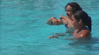 Eva Camping Chadotel. Le Trivoly .Torreilles plage Juillet 2017