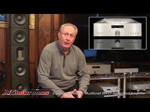 Audionet WATT Integrated Amplifier Equipment Review, GTT Audio And Video