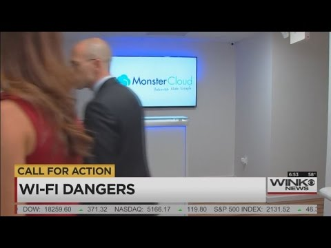 "MonsterCloud's CEO Zohar Pinhasi interviewed by ""CBS"": Hackers  compromising your technology"