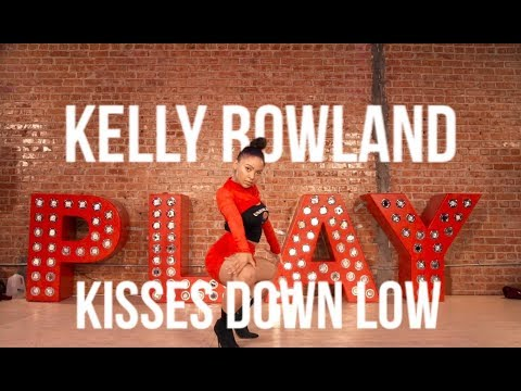 KISSES DOWN LOW by Kelly Rowland   ALEXIS BEAUREGARD