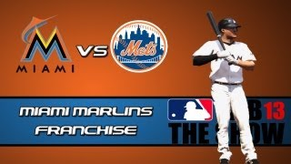 MLB 13 The Show Franchise Mode: Miami Marlins - David Price