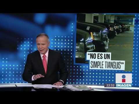 ¡Gran venta fifí del año! Gobierno de López Obrador subasta vehículos de lujo   Noticias con Ciro