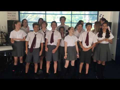 Video killed the radio star - Le Lycee Francais de Los Angeles Music Class (7A1 & 7A2)