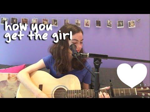 HOW YOU GET THE GIRL  Guitar   Cass