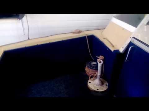 тюнинг Своими руками Лодка казанка 5м4 мотор yamaha f  30 ( продаётся) часть 1