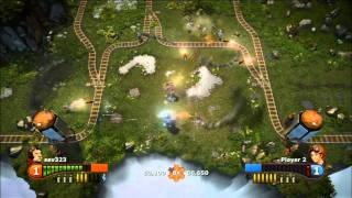 Gatling Gears Gameplay Demo (Xbox 360)