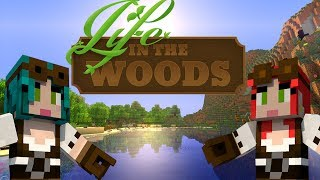 "Minecraft: Life in the Woods || Ep. 8 ""Machine Gun Skeleton"""