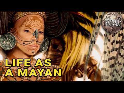 What Life Was Like for the Mayas