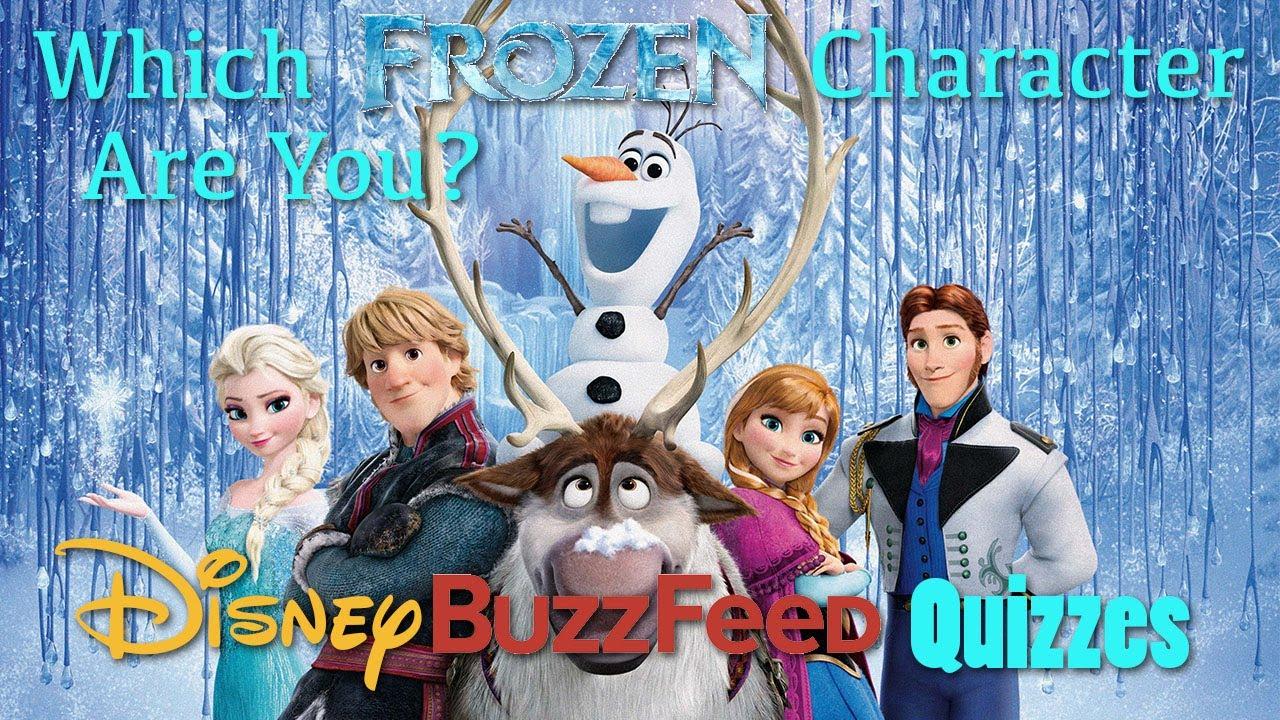 Disney personality quizzes buzzfeed