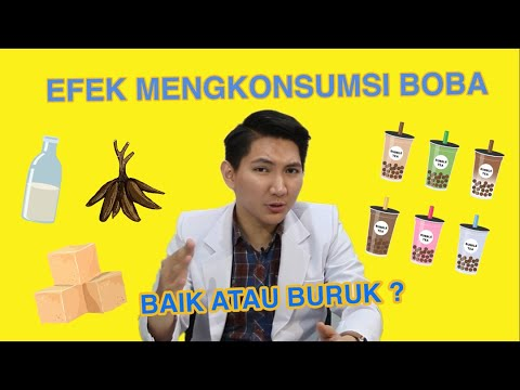Efek Mengonsumsi Minuman BOBA ( GOGOHEALTH eps. 1 )