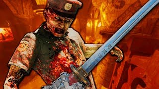 THE HARDEST ZOMBIE MAP I HAVE EVER PLAYED! (Call of Duty Black Ops 3 Zombies)