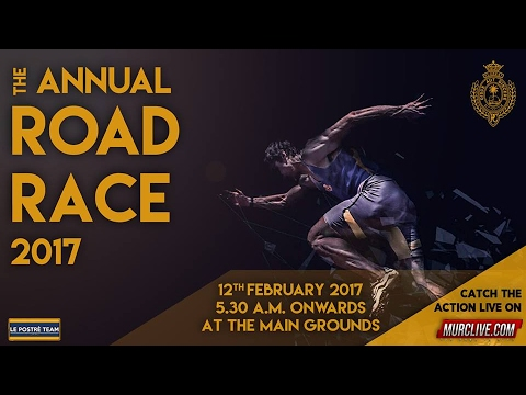 The Annual Road Race 2017