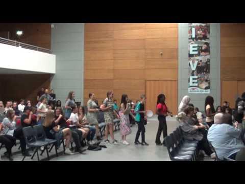 Jo Richardson School Summer Music Night 2017.