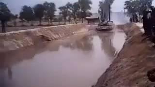 پاک آرمی ٹینک کا حیرت انگیز کارنامہ