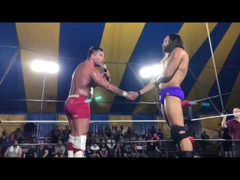 Carlos Esteban vs Matt Striker