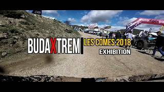 Les Comes Festival 2018 | Budaxtrem Exhibition Ultra4<