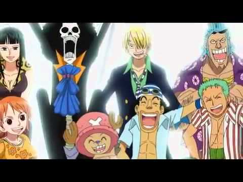 One piece 2 ans plus tard youtube - Robin 2 ans plus tard ...