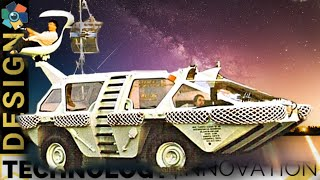 15 UNUSUAL VEHICLES and PERSONAL TRANSPORTS (Some Will AMAZE You) thumbnail